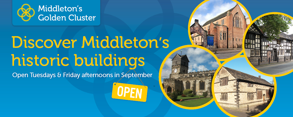 Middleton's Golden Cluster month is nearly here!