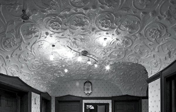 Art Nouveau hallway