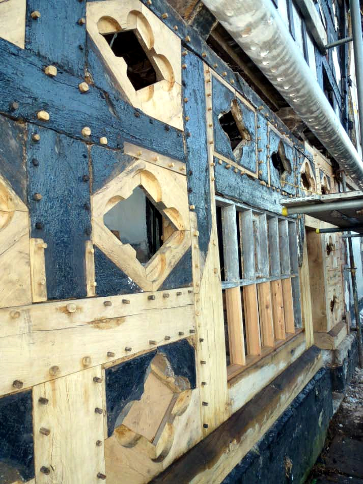 Timber Frame Repairs - Frame Design & Reviews ✓