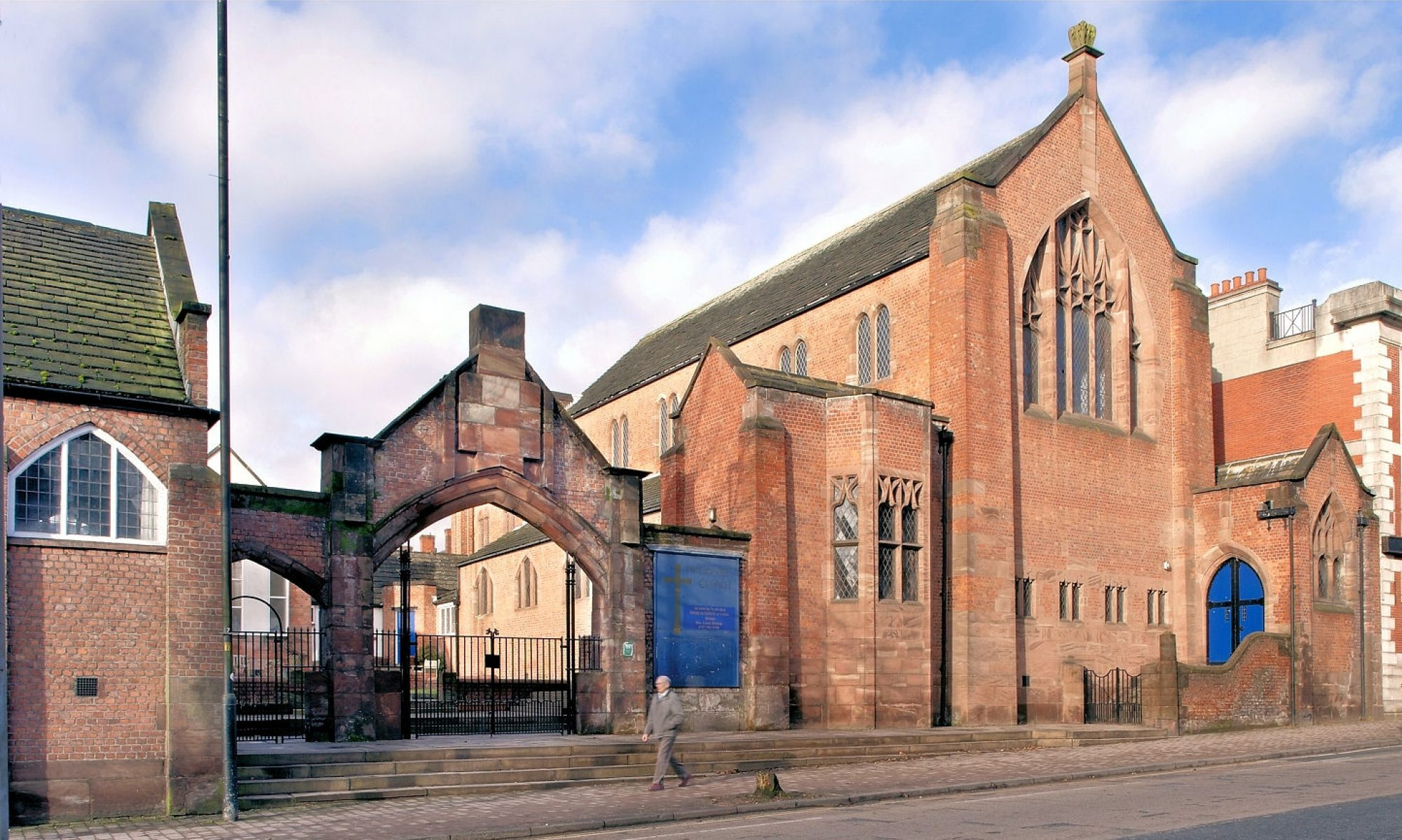 Long Street Methodist Church