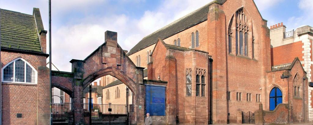 Arts & Crafts Church – 1899 architect Edgar Wood