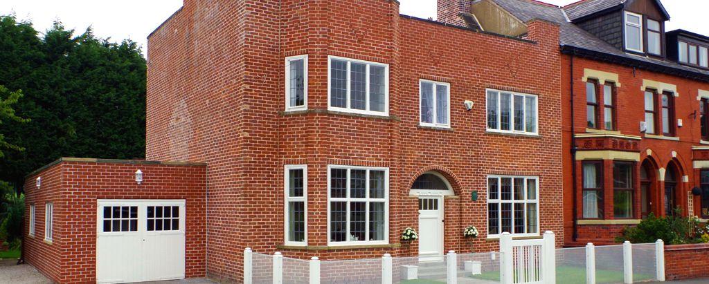36 Mellalieu Street – 1906 architect Edgar Wood