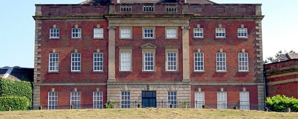 Alkrington Hall – 1735 architect Giacomo Leoni
