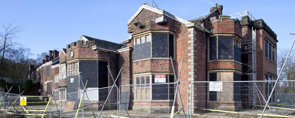 Hopwood Hall – 1400 to 1900s