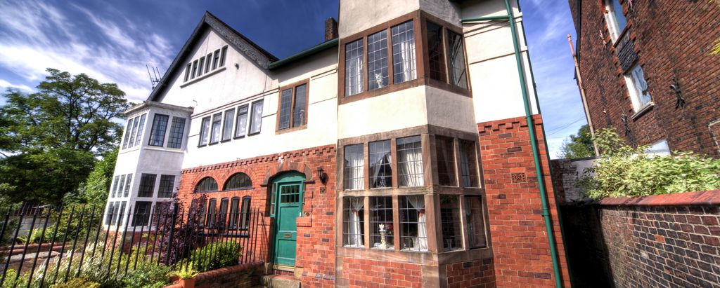 Redcroft & Fencegate – 1891 architect Edgar Wood