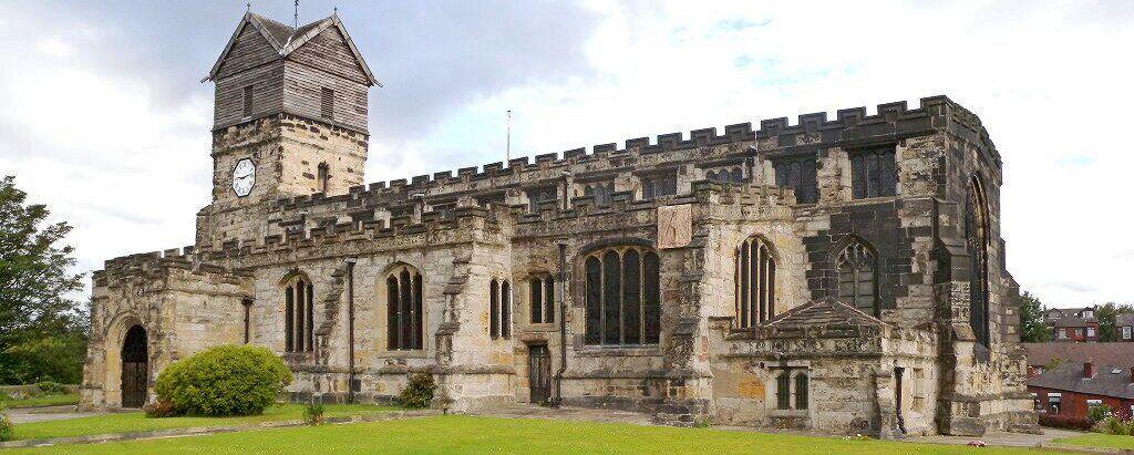 St. Leonard's Church – 1412