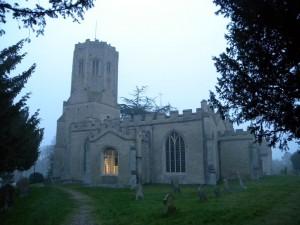 St. Cyriac, Swaffam