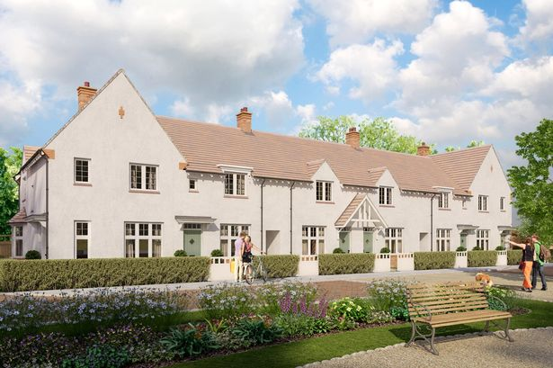 Arts And Crafts Garden Village In Newport Gets Underway